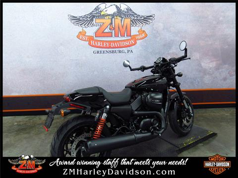 2018 Harley-Davidson Street Rod™ in Greensburg, Pennsylvania