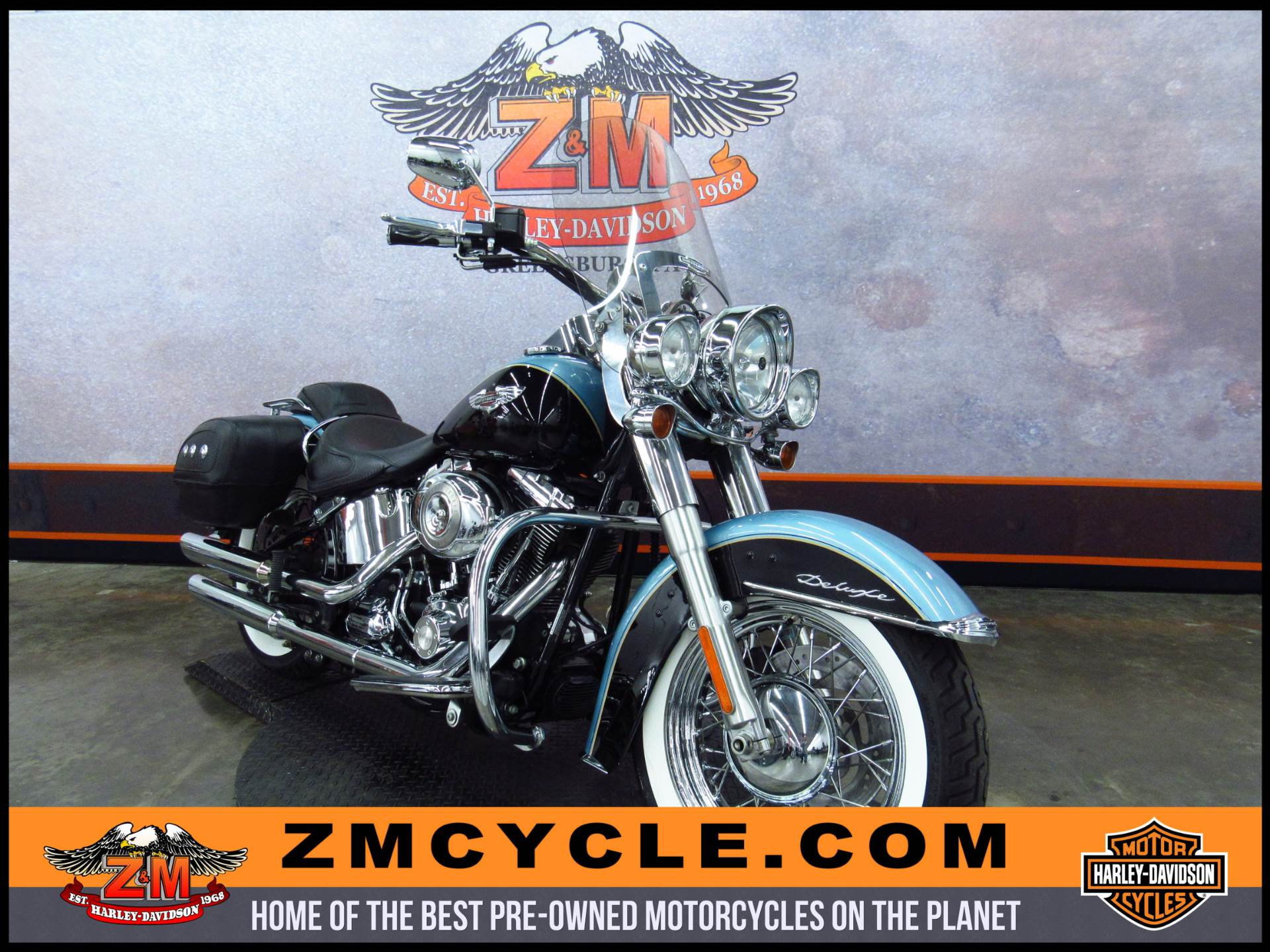 2008 Softail Deluxe