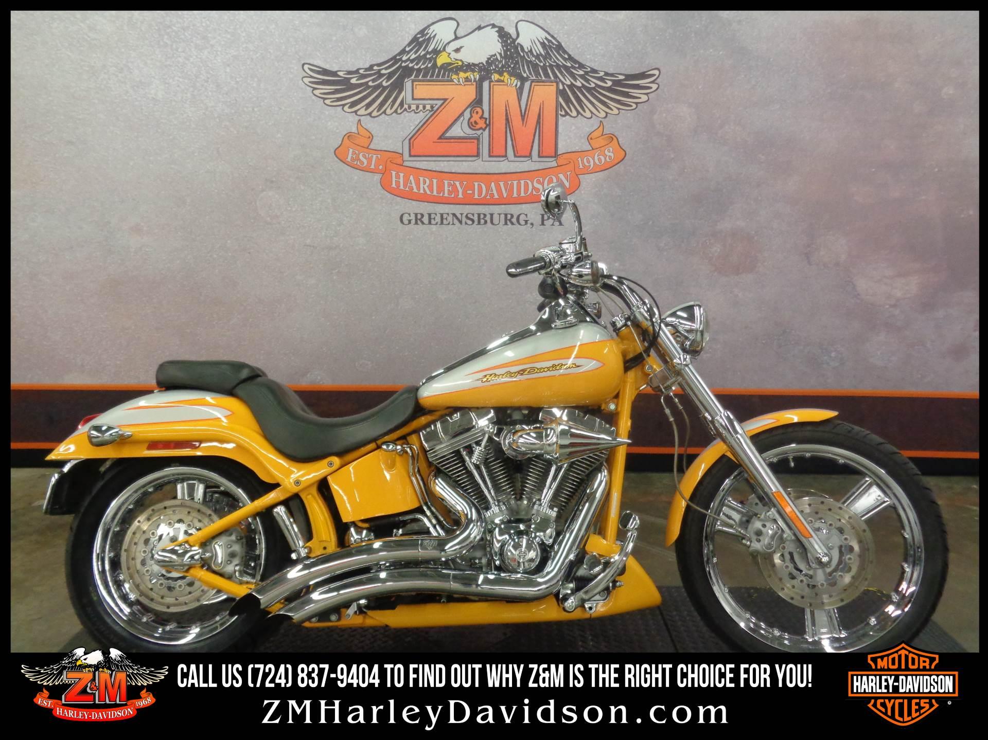 Harley Davidson Deuce >> 2004 Harley Davidson Fxstdse Screamin Eagle Softail Deuce In Greensburg Pennsylvania