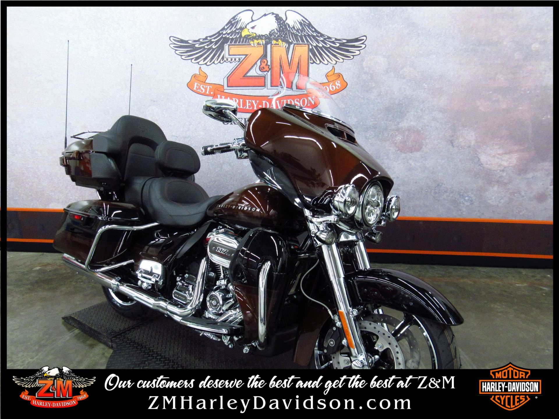 2019 Harley-Davidson CVO™ Limited in Greensburg, Pennsylvania - Photo 2