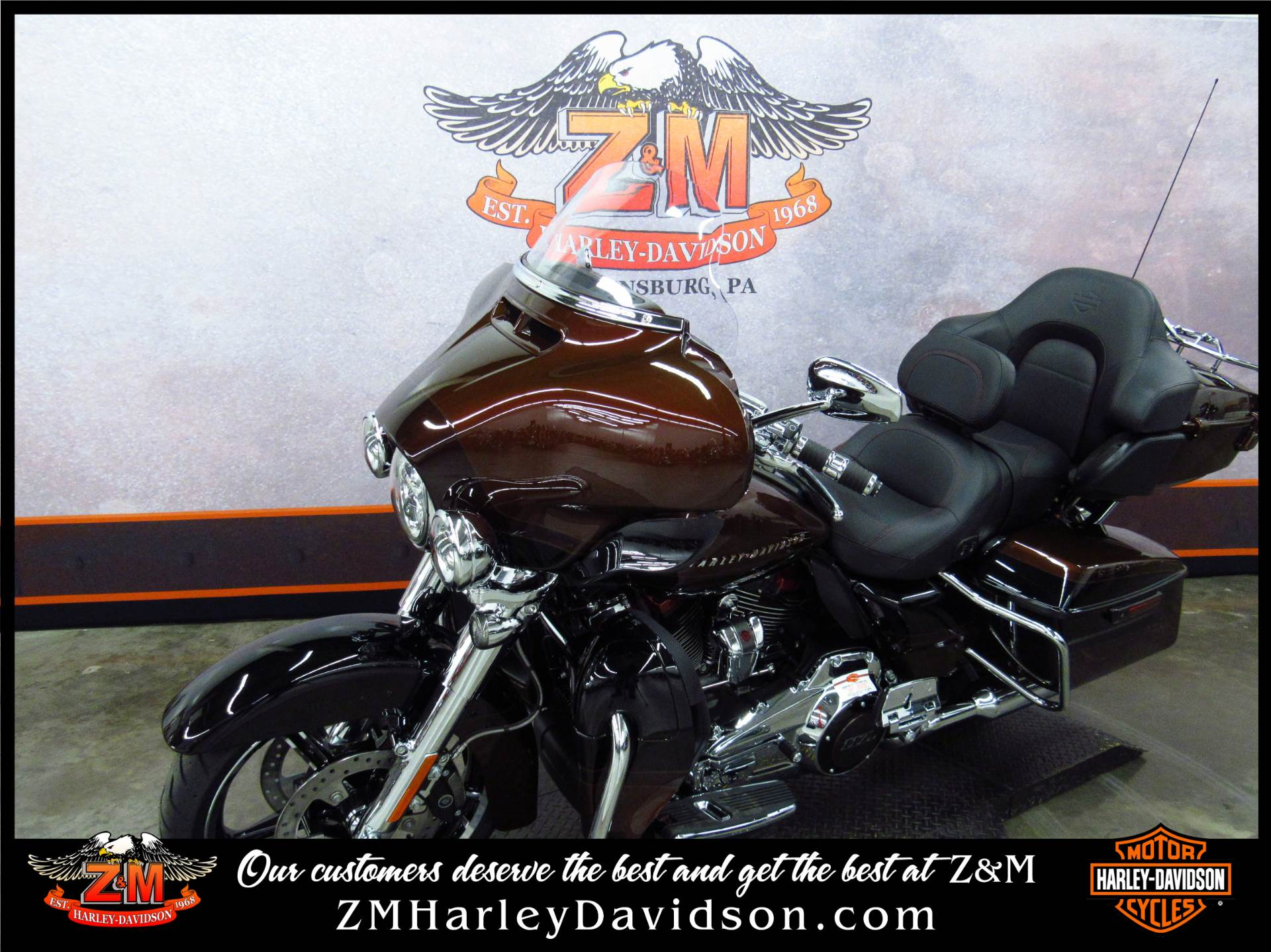 2019 Harley-Davidson CVO™ Limited in Greensburg, Pennsylvania - Photo 5