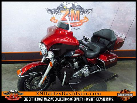 2012 Harley-Davidson Electra Glide® Ultra Limited in Greensburg, Pennsylvania