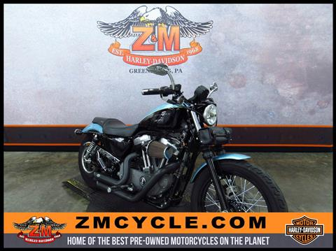 2008 Harley-Davidson Sportster® 1200 Nightster® in Greensburg, Pennsylvania