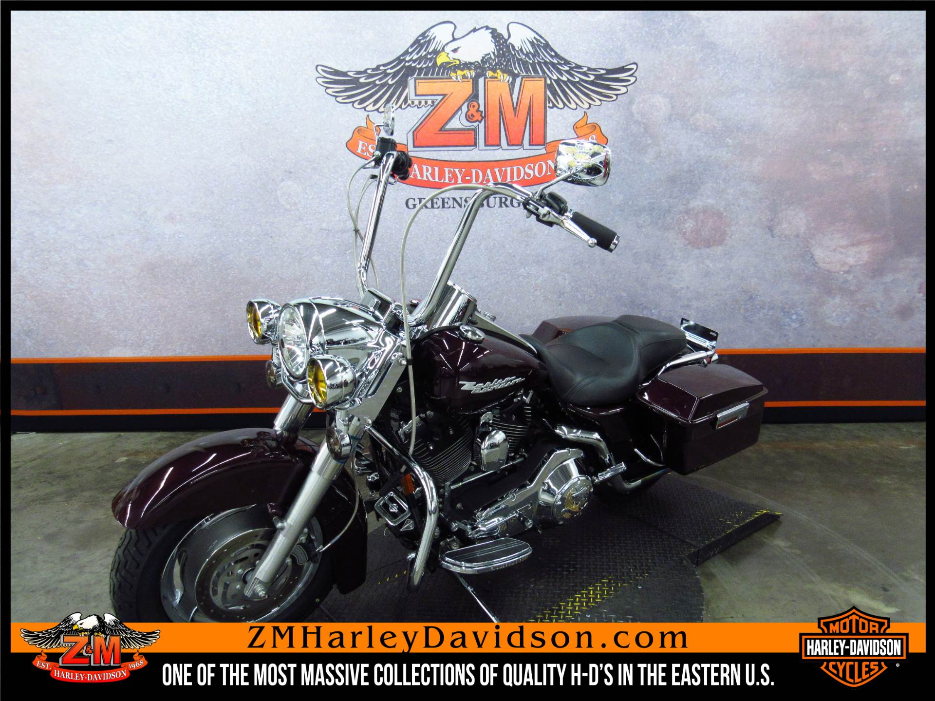 Harley Flhrs Wiring Schematic Trusted Schematics Diagram 2009 Road King 2005 Davidson Flhrsi Custom Motorcycles Starter