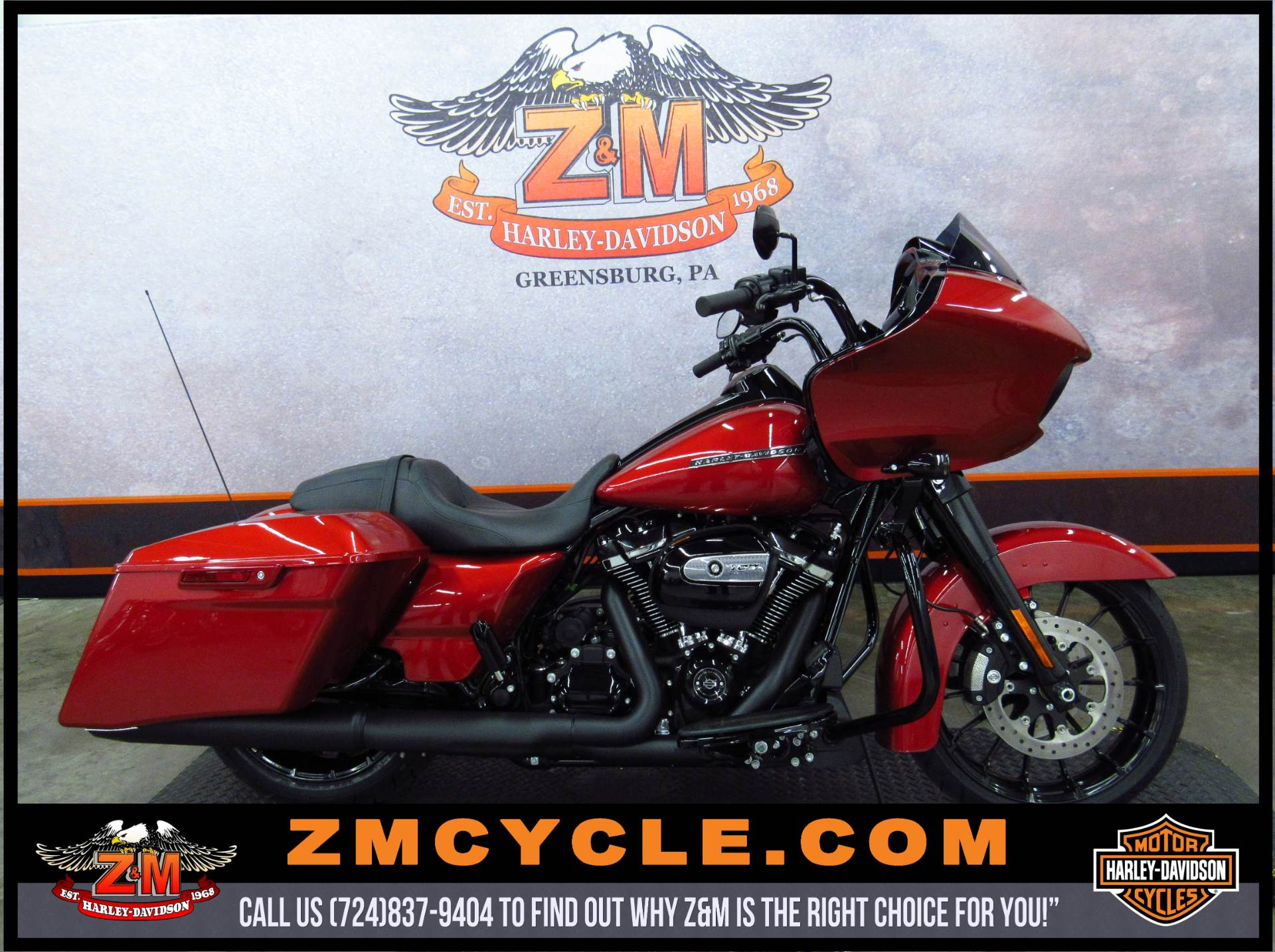 2018 Harley Davidson Road Glide Special Motorcycles Greensburg