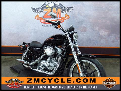 2013 Harley-Davidson Sportster® 883 SuperLow® in Greensburg, Pennsylvania