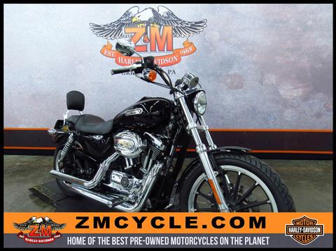 2009 Harley-Davidson Sportster® 1200 Low in Greensburg, Pennsylvania