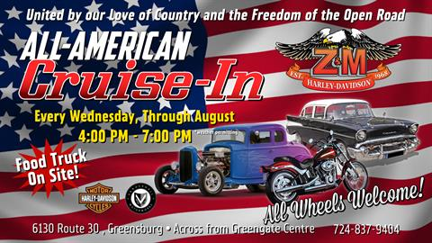 All-American Crusie-In