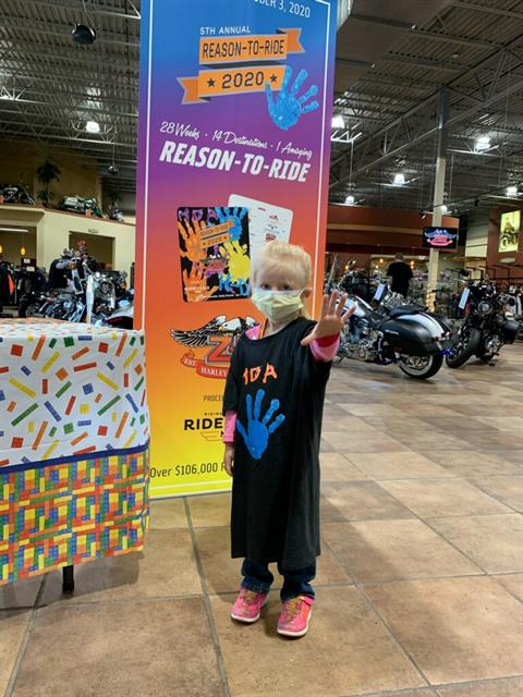 5th Annual Reason-To-Ride Event