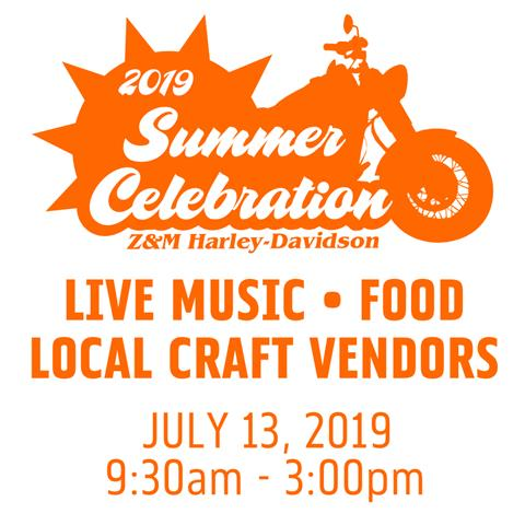 Summer Celebration Event with Local Vendors