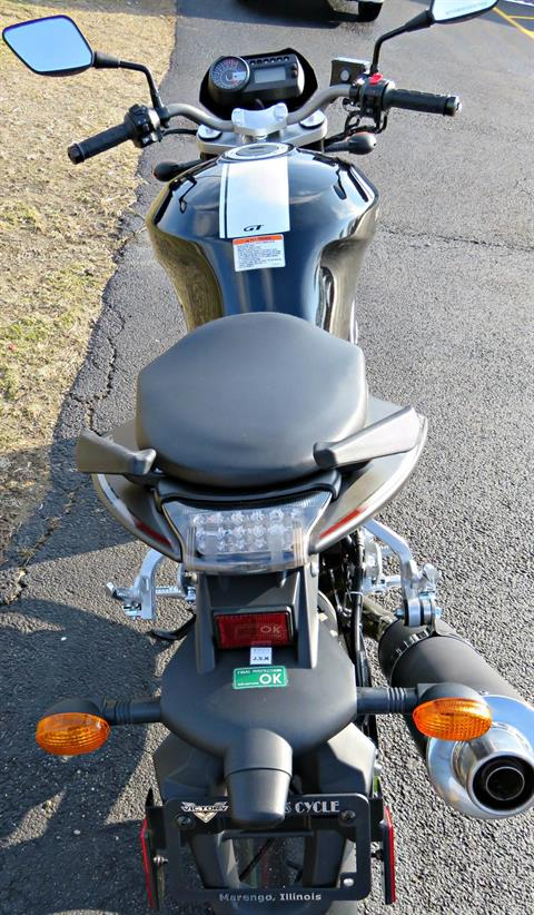 2016 Hyosung GT650 COMET in Marengo, Illinois