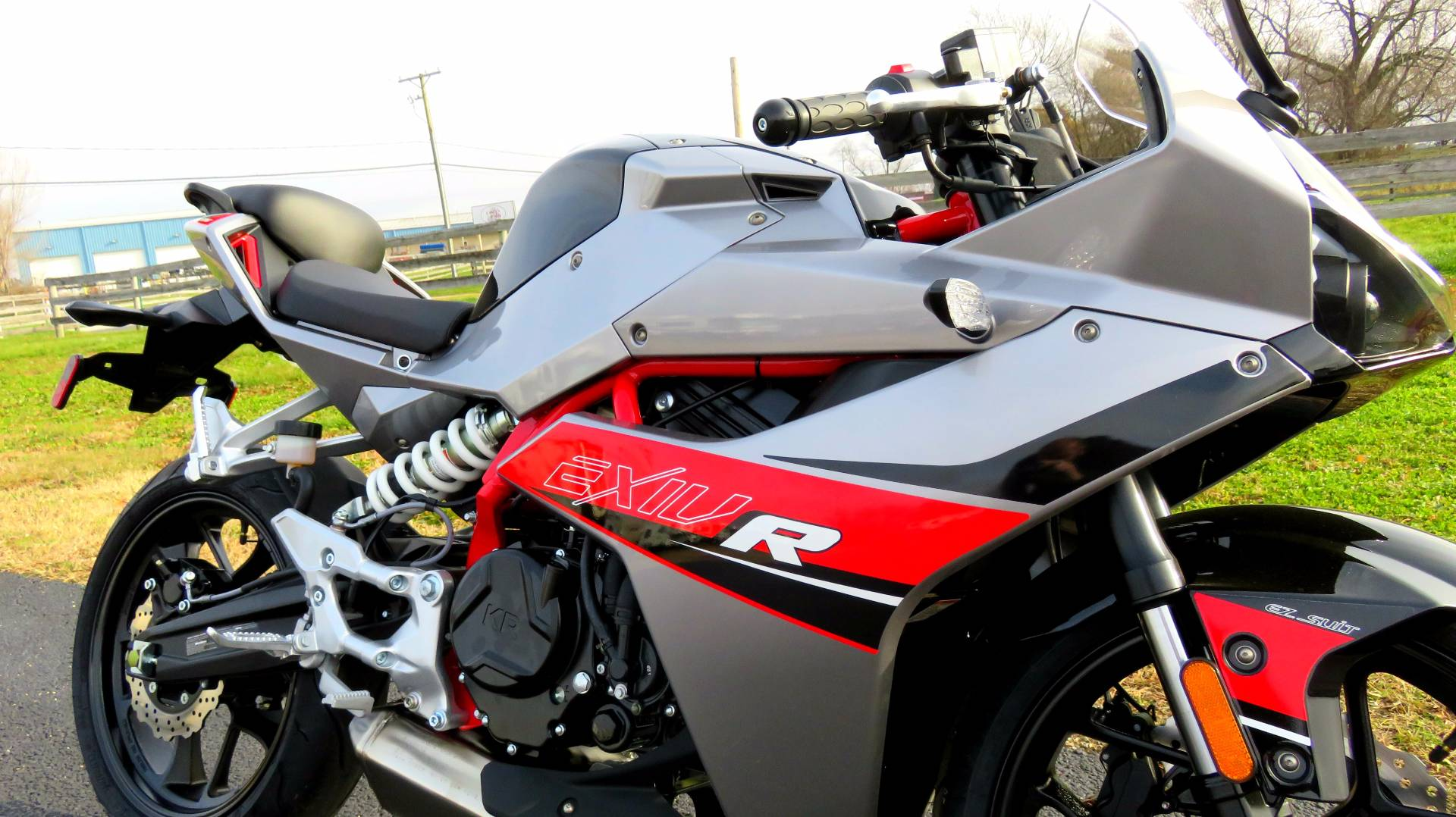 2017 Hyosung GD250R in Marengo, Illinois