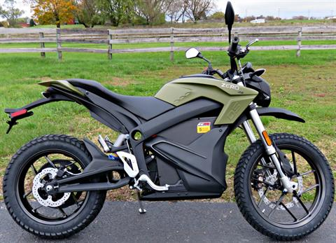 2018 Zero Motorcycles DS ZF13.0 in Marengo, Illinois