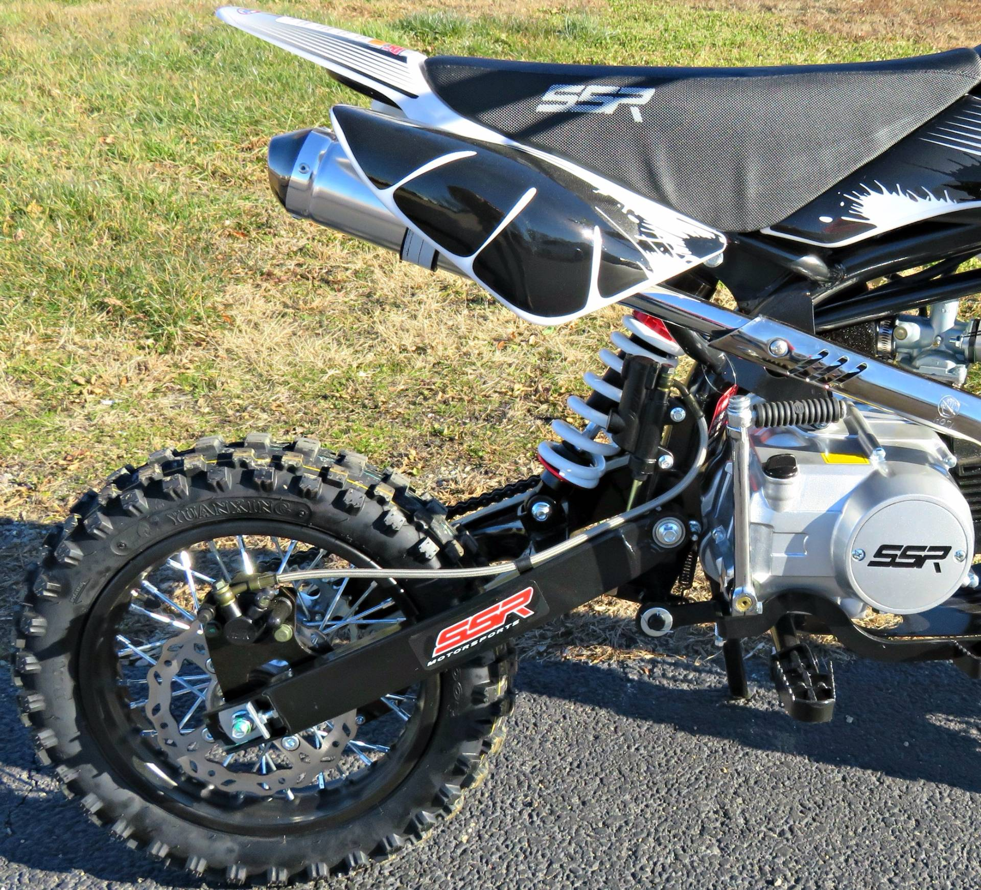 2017 SSR Motorsports SR125 Semi in Marengo, Illinois