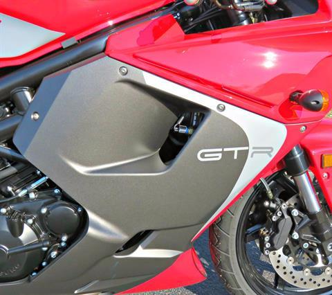 2016 Hyosung GT650R in Marengo, Illinois