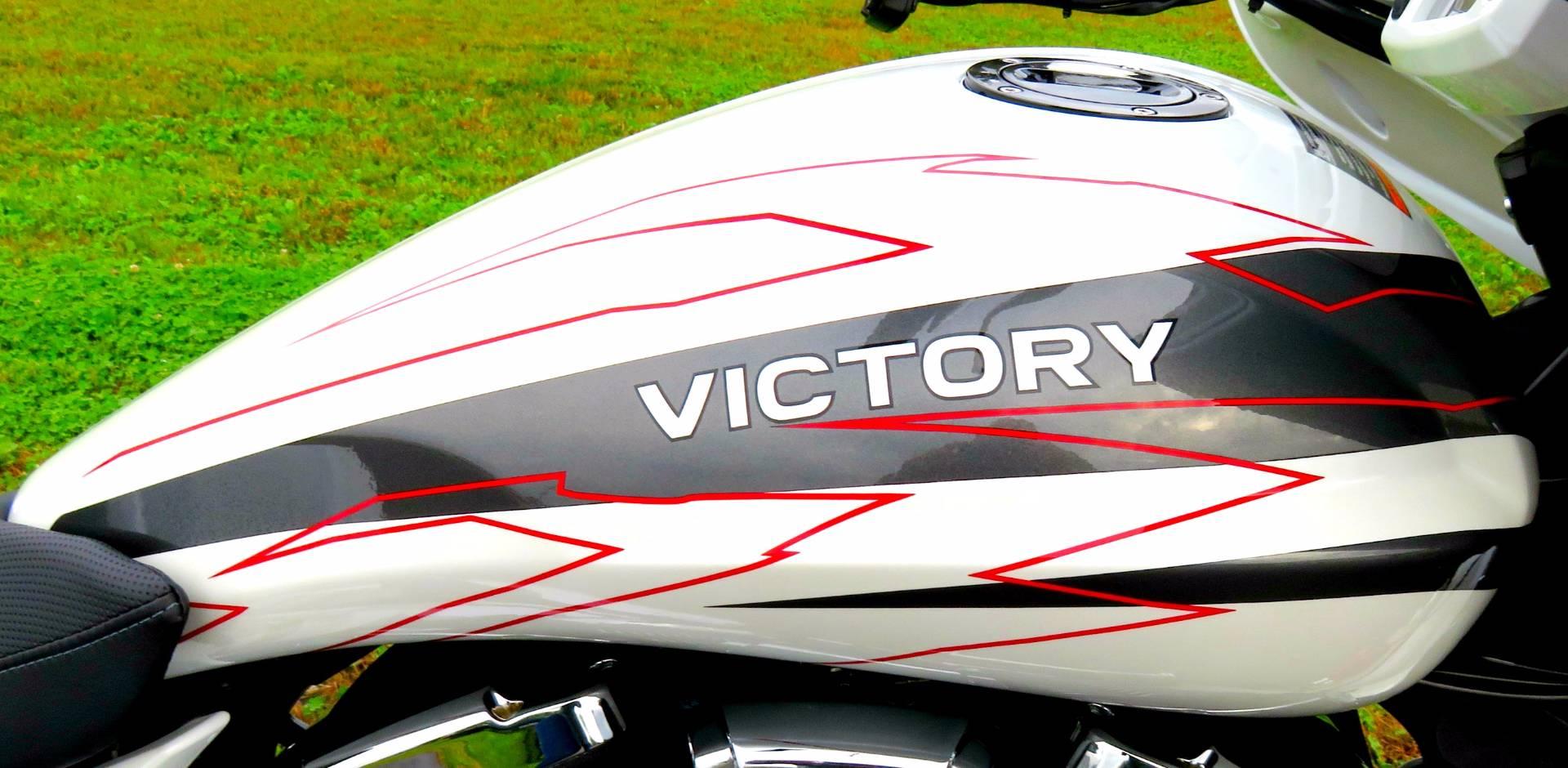 2017 Victory Magnum X-1 in Marengo, Illinois