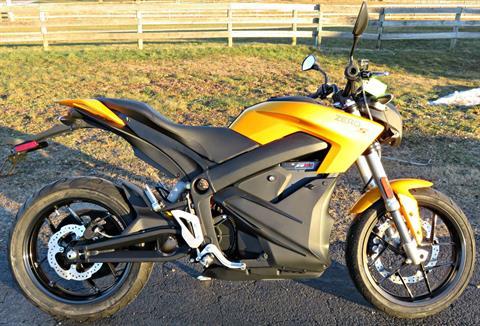 2017 Zero Motorcycles S ZF6.5 in Marengo, Illinois