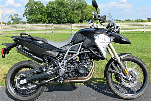 2017 BMW F 800 GS in Marengo, Illinois