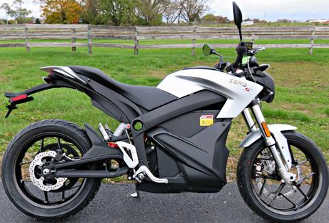 2018 Zero Motorcycles S ZF13.0 in Marengo, Illinois