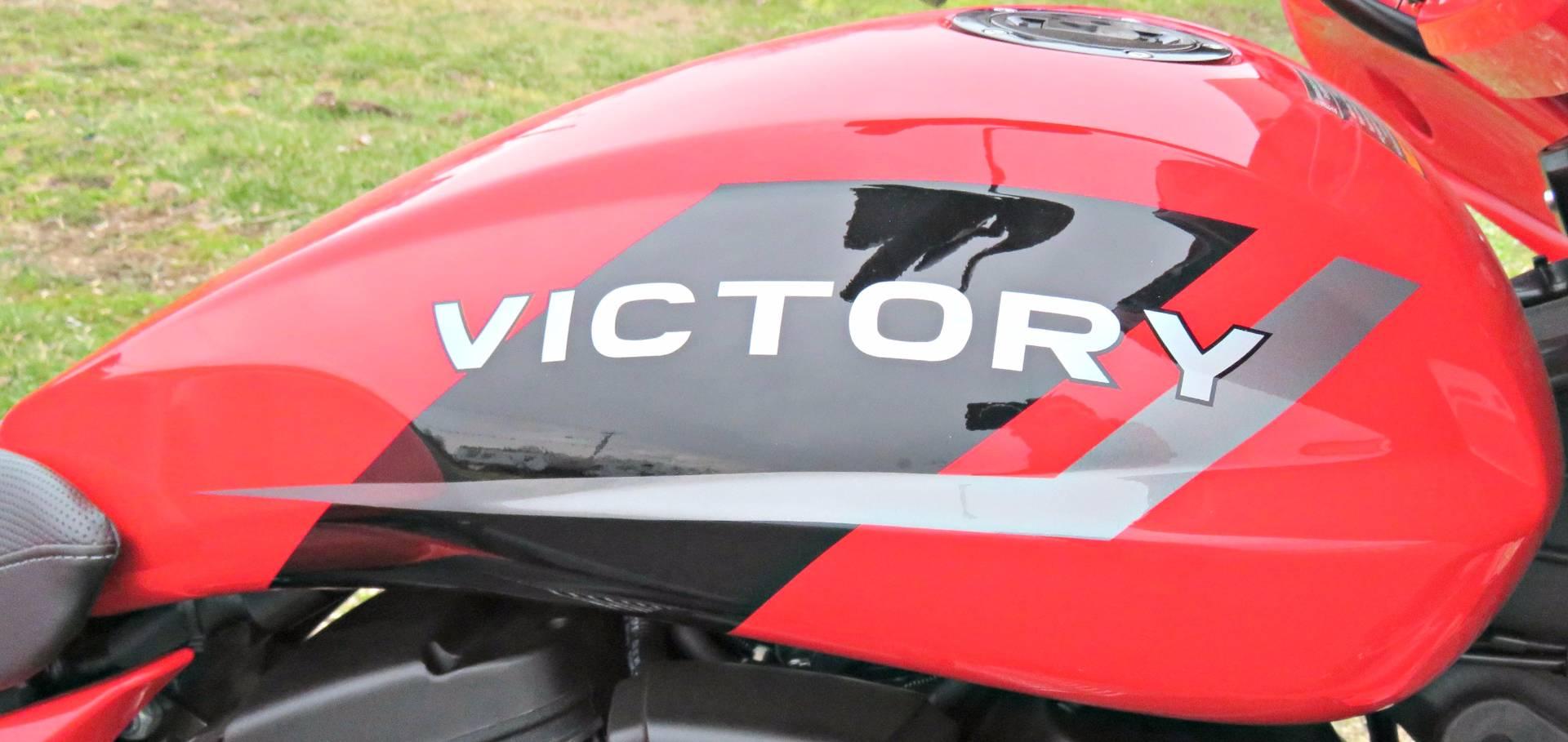 2017 Victory MAGNUM in Marengo, Illinois
