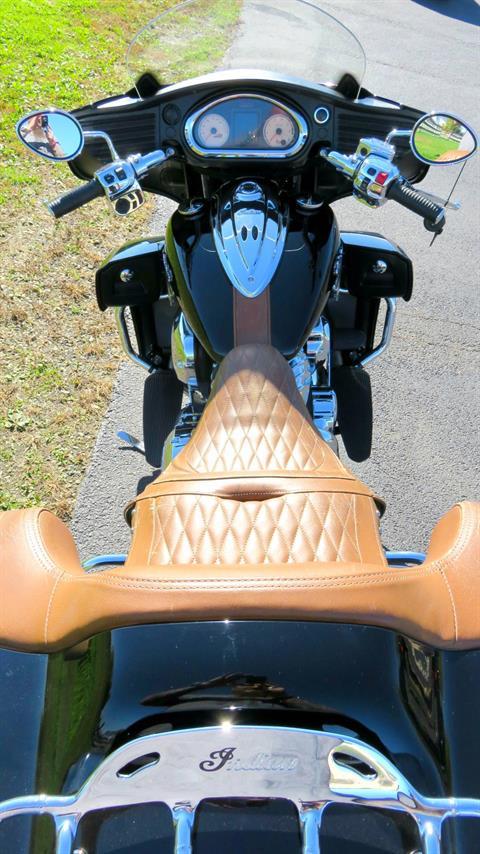 2015 Indian Roadmaster™ in Marengo, Illinois