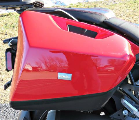2015 Aprilia Caponord 1200 ABS Travel Pack in Marengo, Illinois