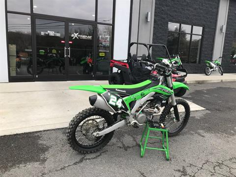 2016 Kawasaki KX450F in Pikeville, Kentucky