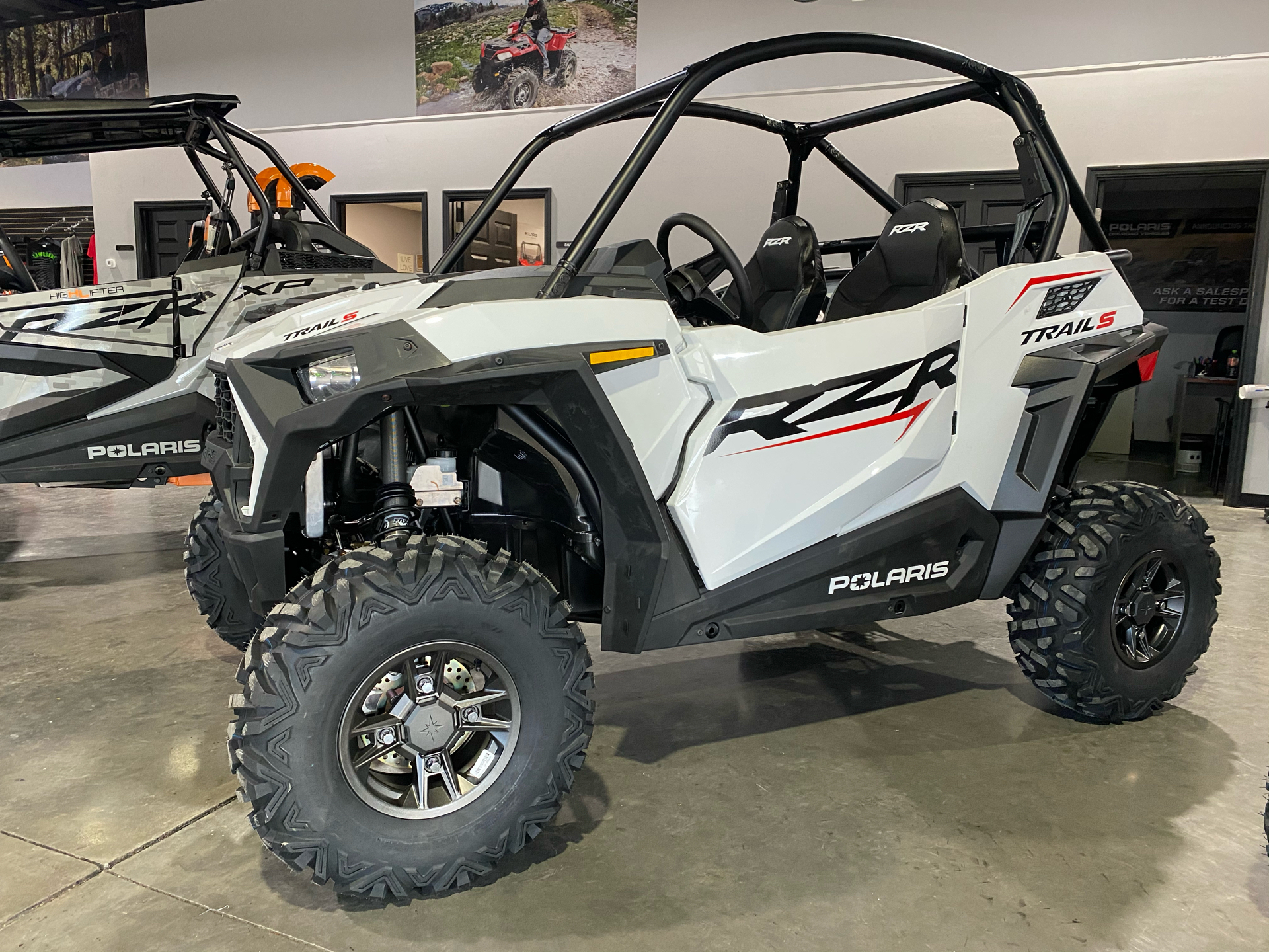 2021 Polaris RZR Trail S 900 Sport in Pikeville, Kentucky - Photo 3