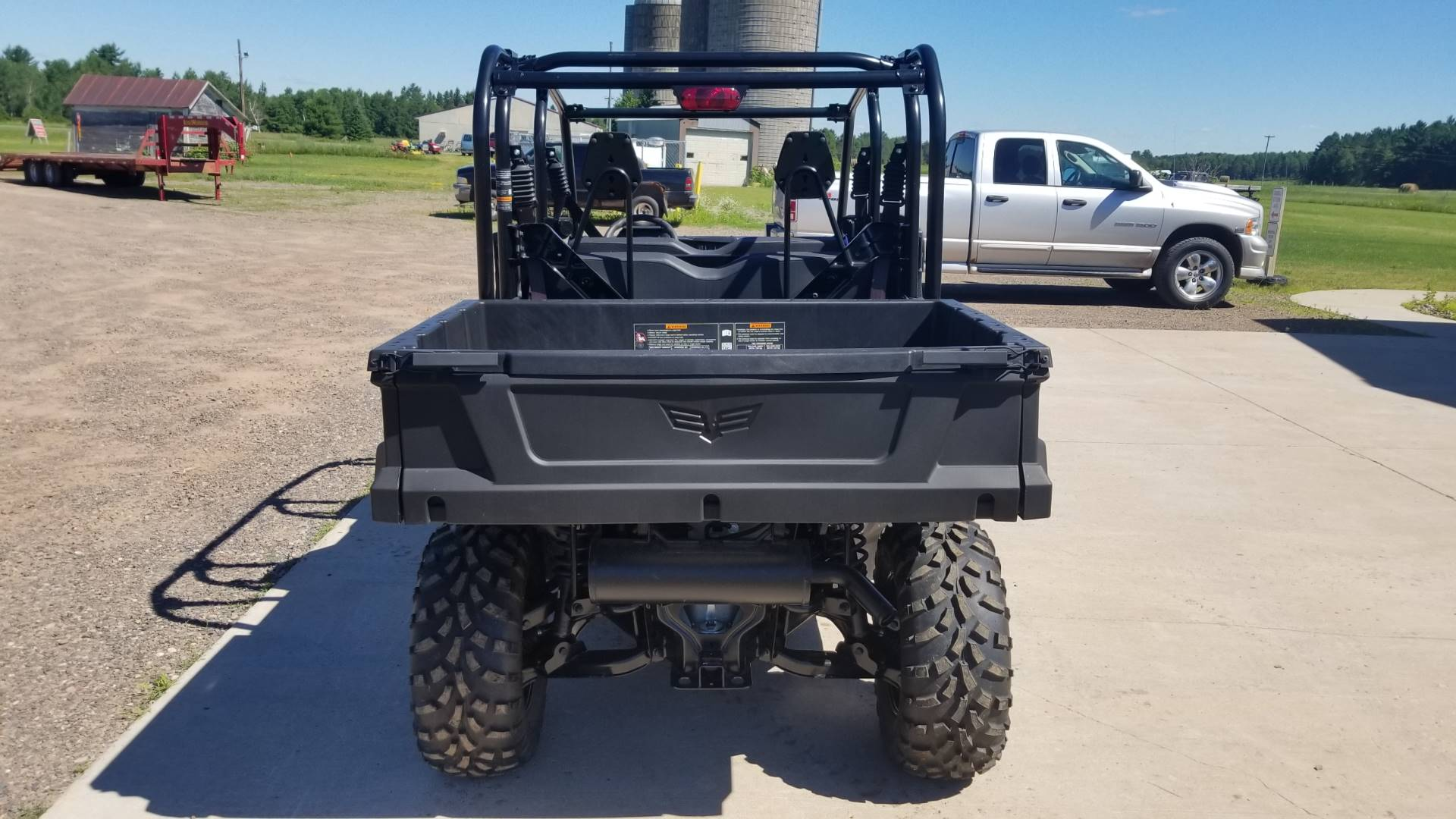 2017 Bad Boy Off Road Stampede XTR EPS Plus in Cable, Wisconsin