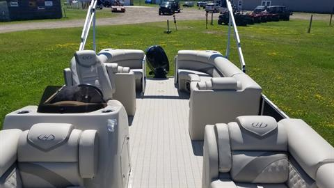 2018 Harris Sunliner 220 in Cable, Wisconsin