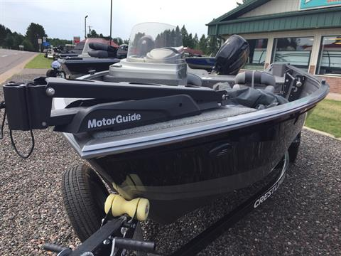 2017 Crestliner 1600 Vision in Cable, Wisconsin - Photo 4