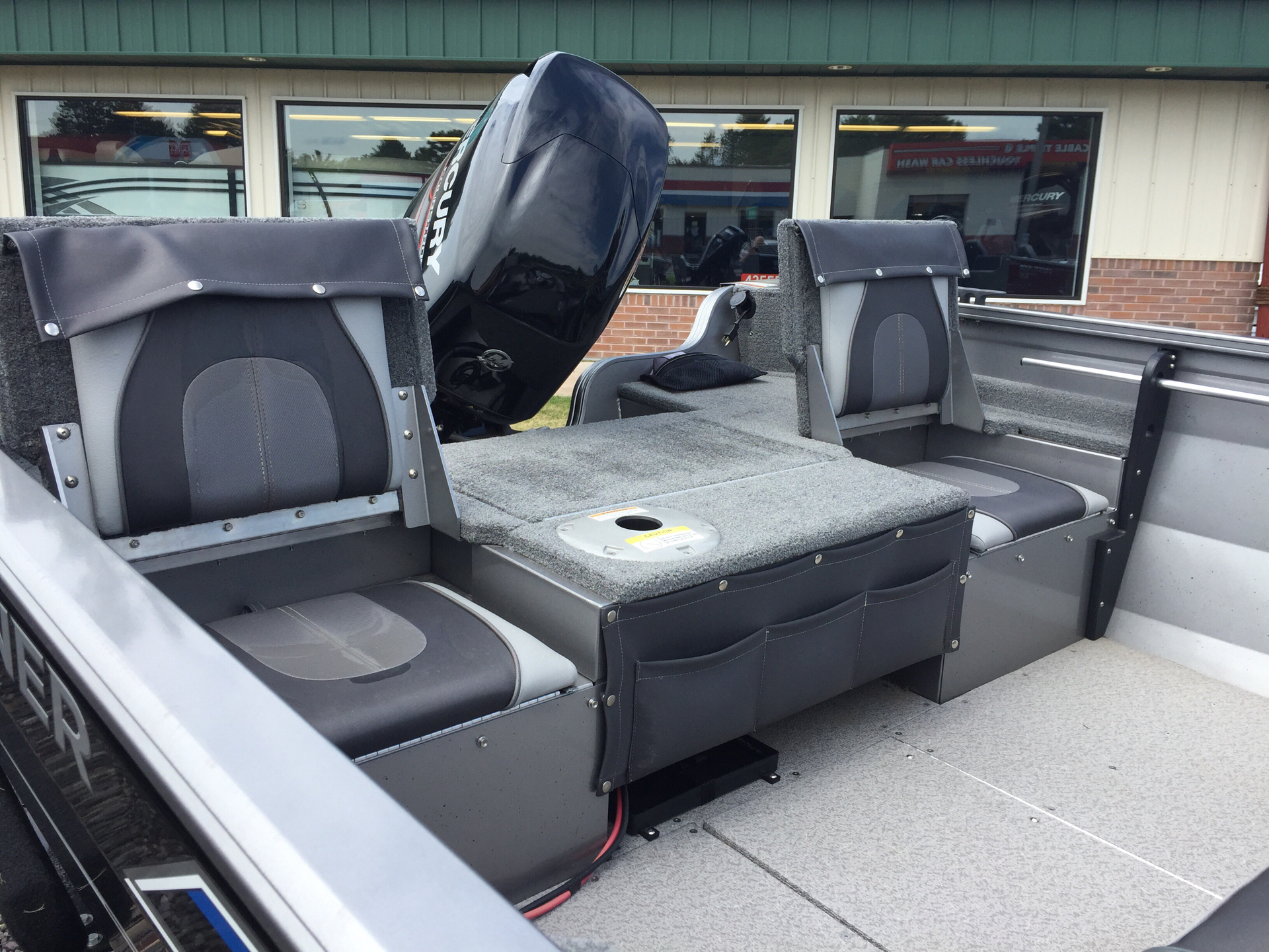 2017 Crestliner 1600 Vision in Cable, Wisconsin - Photo 5