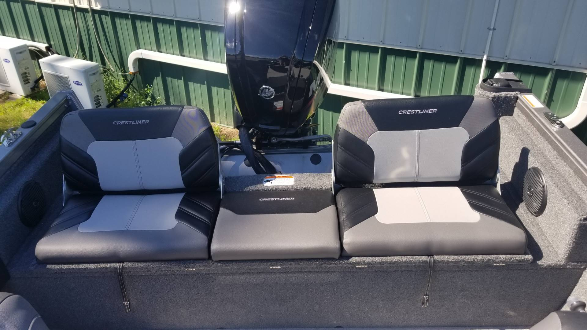 2018 Crestliner 1650 Fish Hawk SC in Cable, Wisconsin - Photo 3