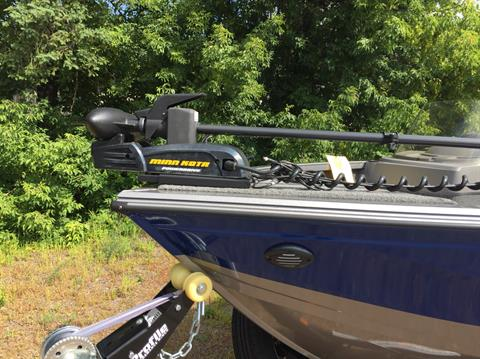 2018 Crestliner 1650 Fish Hawk SC in Cable, Wisconsin - Photo 14