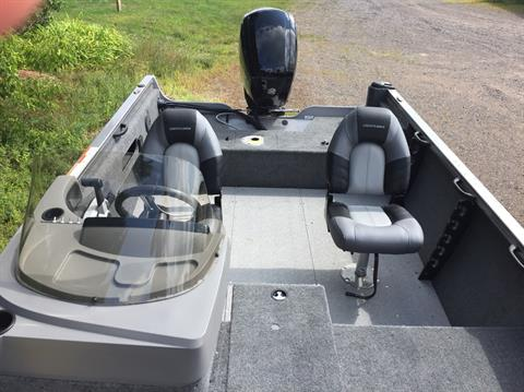 2018 Crestliner 1650 Fish Hawk SC in Cable, Wisconsin - Photo 21