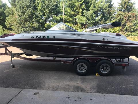 2011 Tahoe 216 WT in Cable, Wisconsin