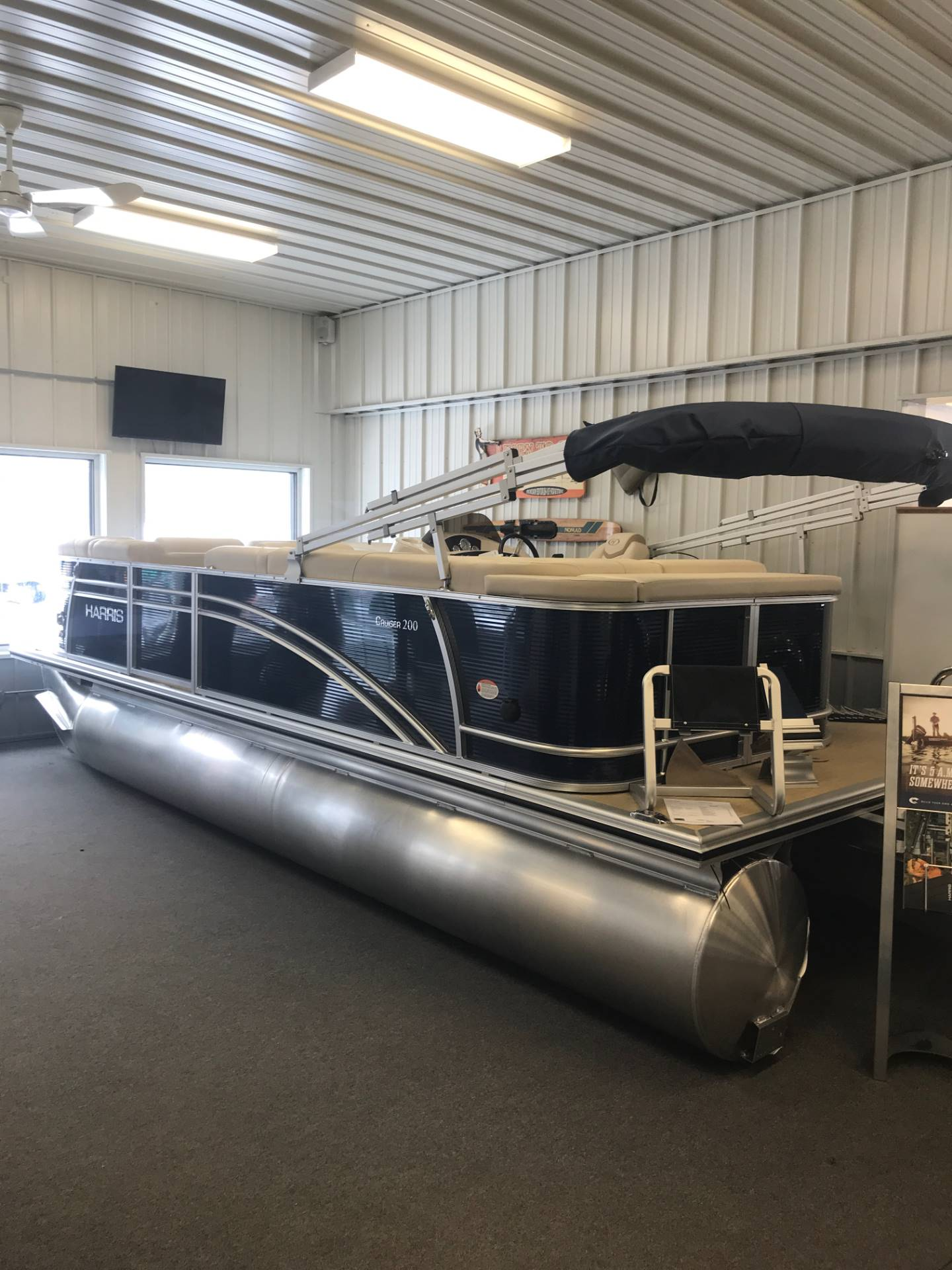 2018 Harris Cruiser 200 in Cable, Wisconsin