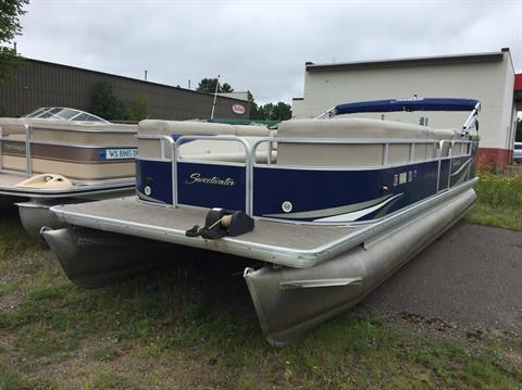 2011 Sweetwater 2486 in Cable, Wisconsin