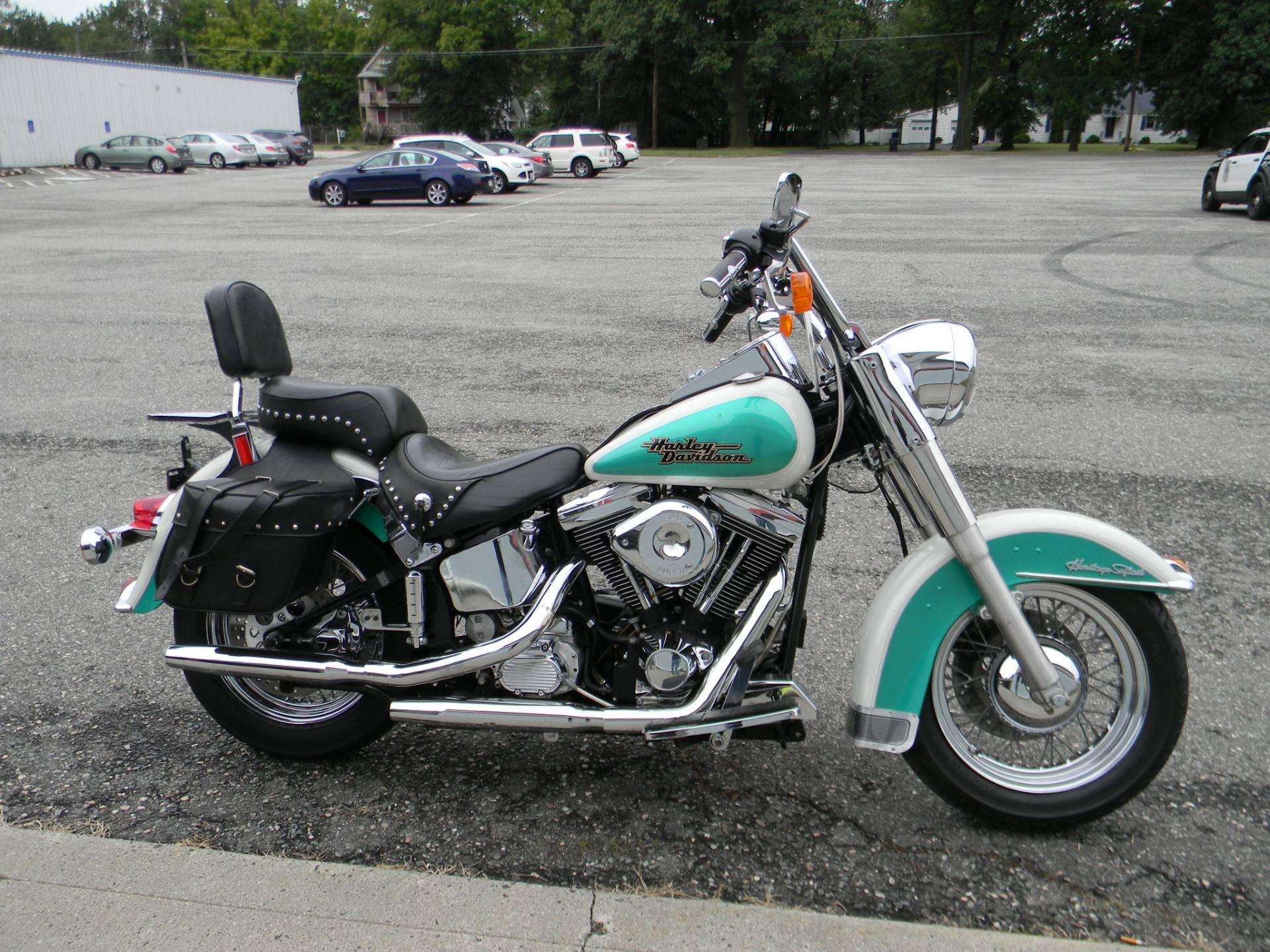 2001 Harley-Davidson HERITAGE COMPOSITE for sale 2898