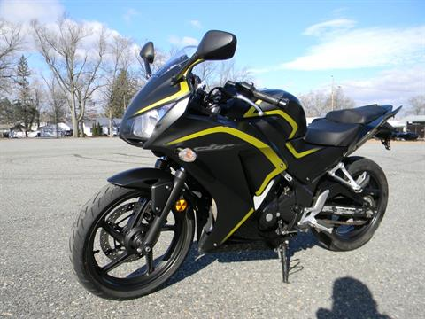 2015 Honda CBR®300R in Springfield, Massachusetts - Photo 5