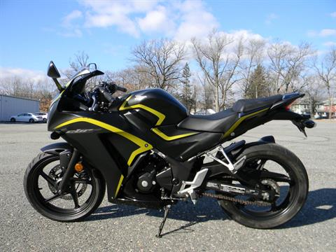 2015 Honda CBR®300R in Springfield, Massachusetts - Photo 6
