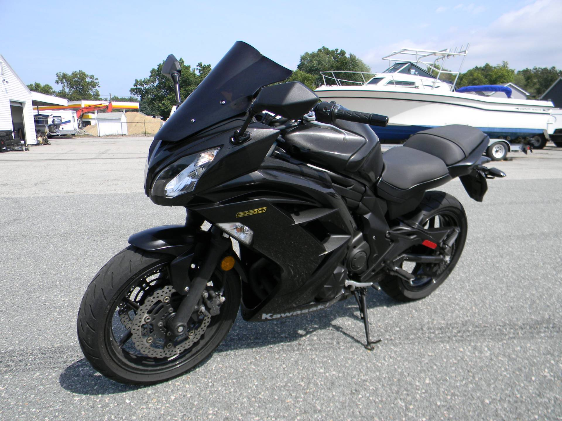 2013 Kawasaki Ninja® 650 in Springfield, Massachusetts - Photo 5