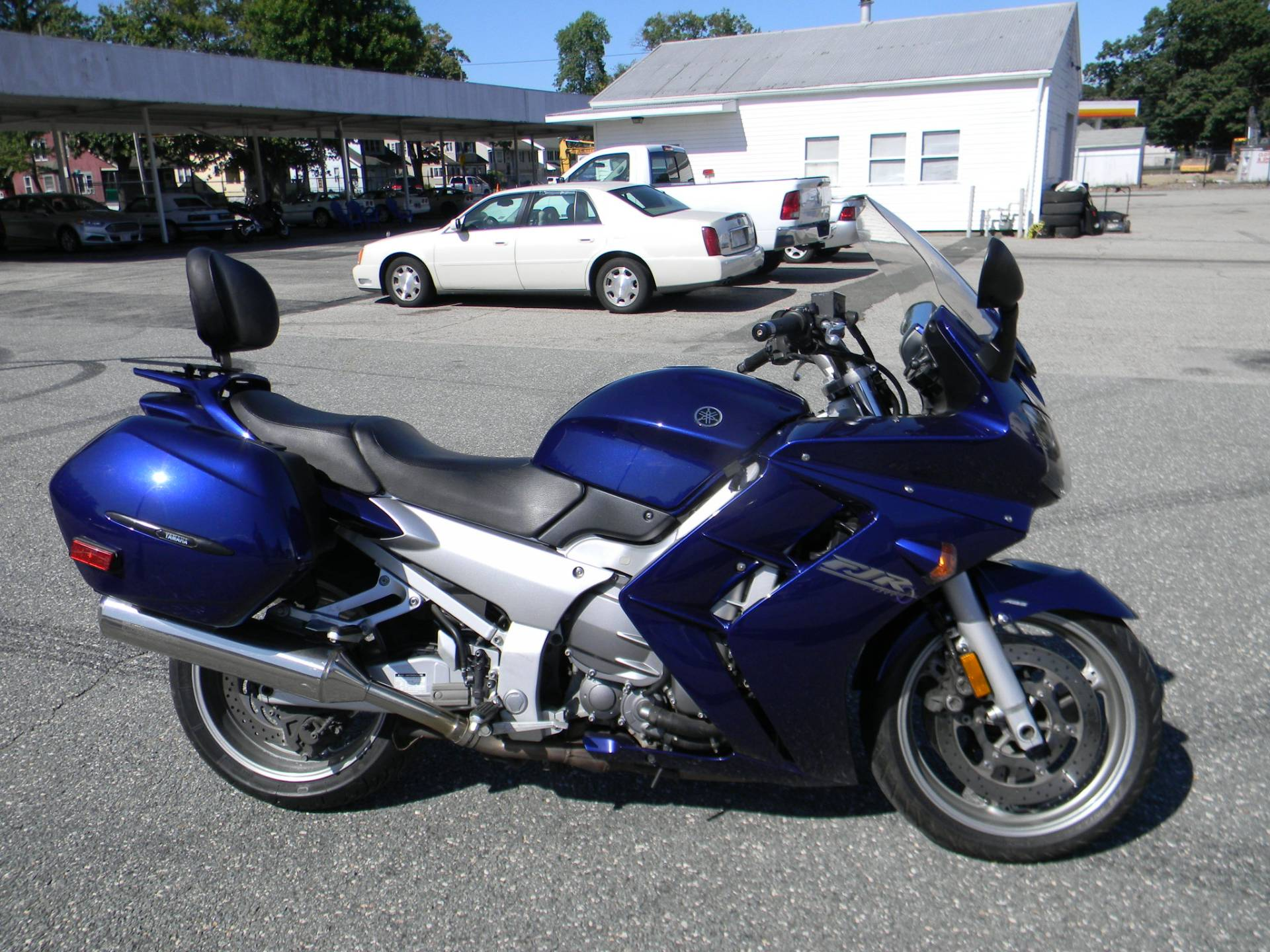 2005 Yamaha FJR1300 ABS in Springfield, Massachusetts - Photo 1