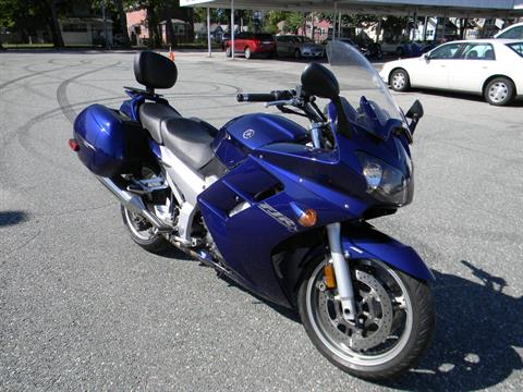 2005 Yamaha FJR1300 ABS in Springfield, Massachusetts - Photo 2