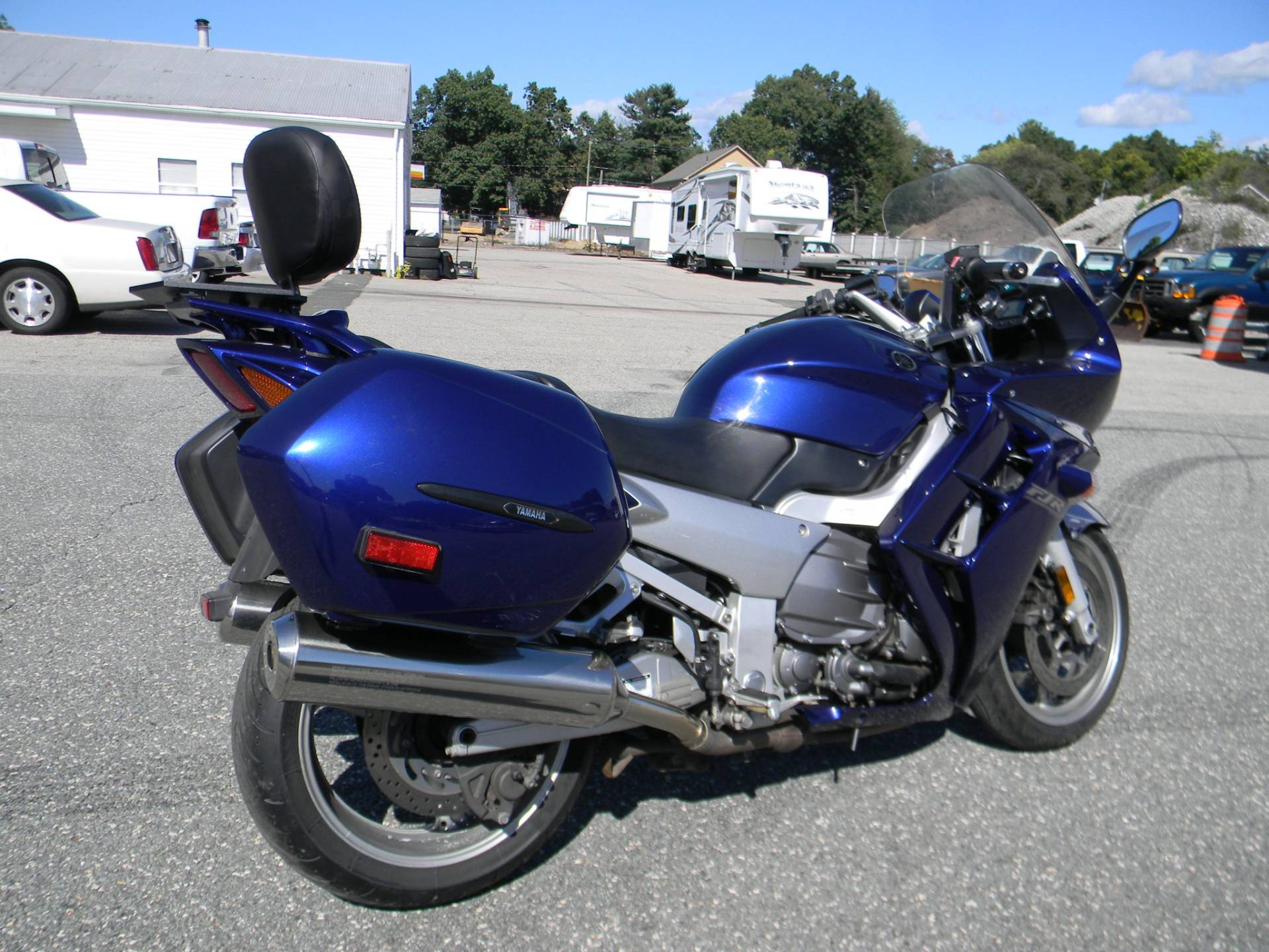 2005 Yamaha FJR1300 ABS in Springfield, Massachusetts - Photo 3