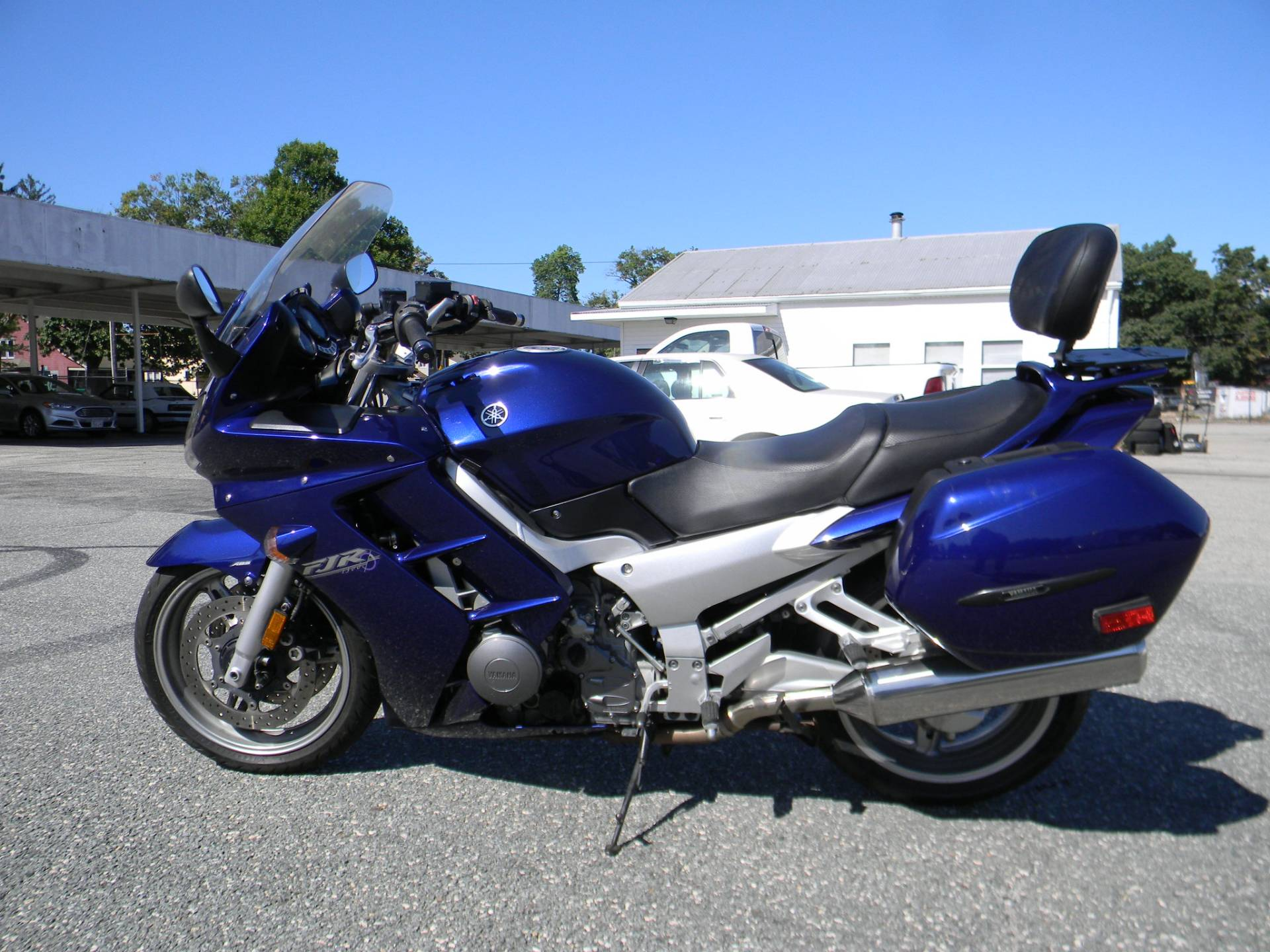 2005 Yamaha FJR1300 ABS in Springfield, Massachusetts - Photo 7