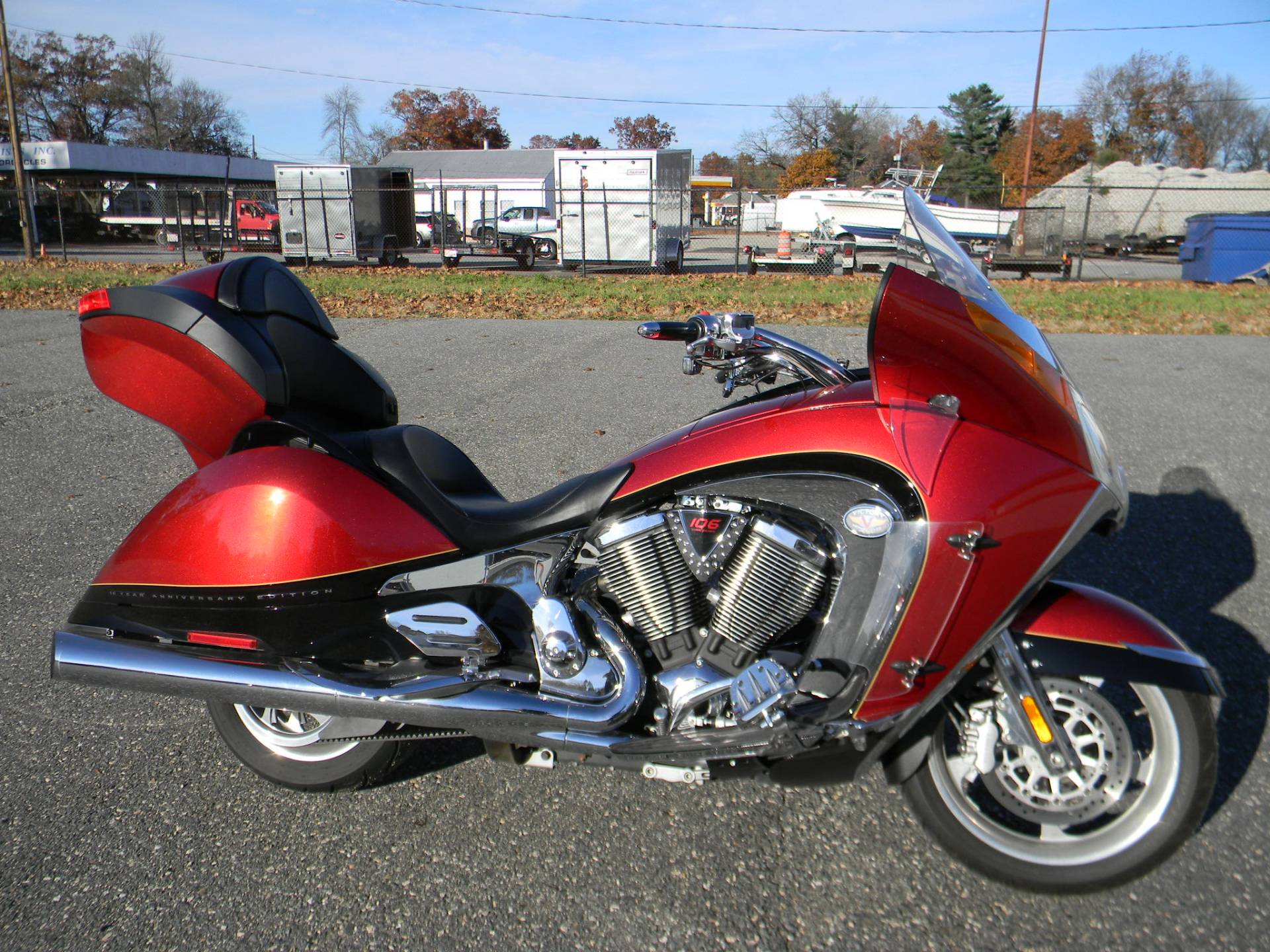 2009 Victory 10th Anniversary Victory Vision™ Tour in Springfield, Massachusetts