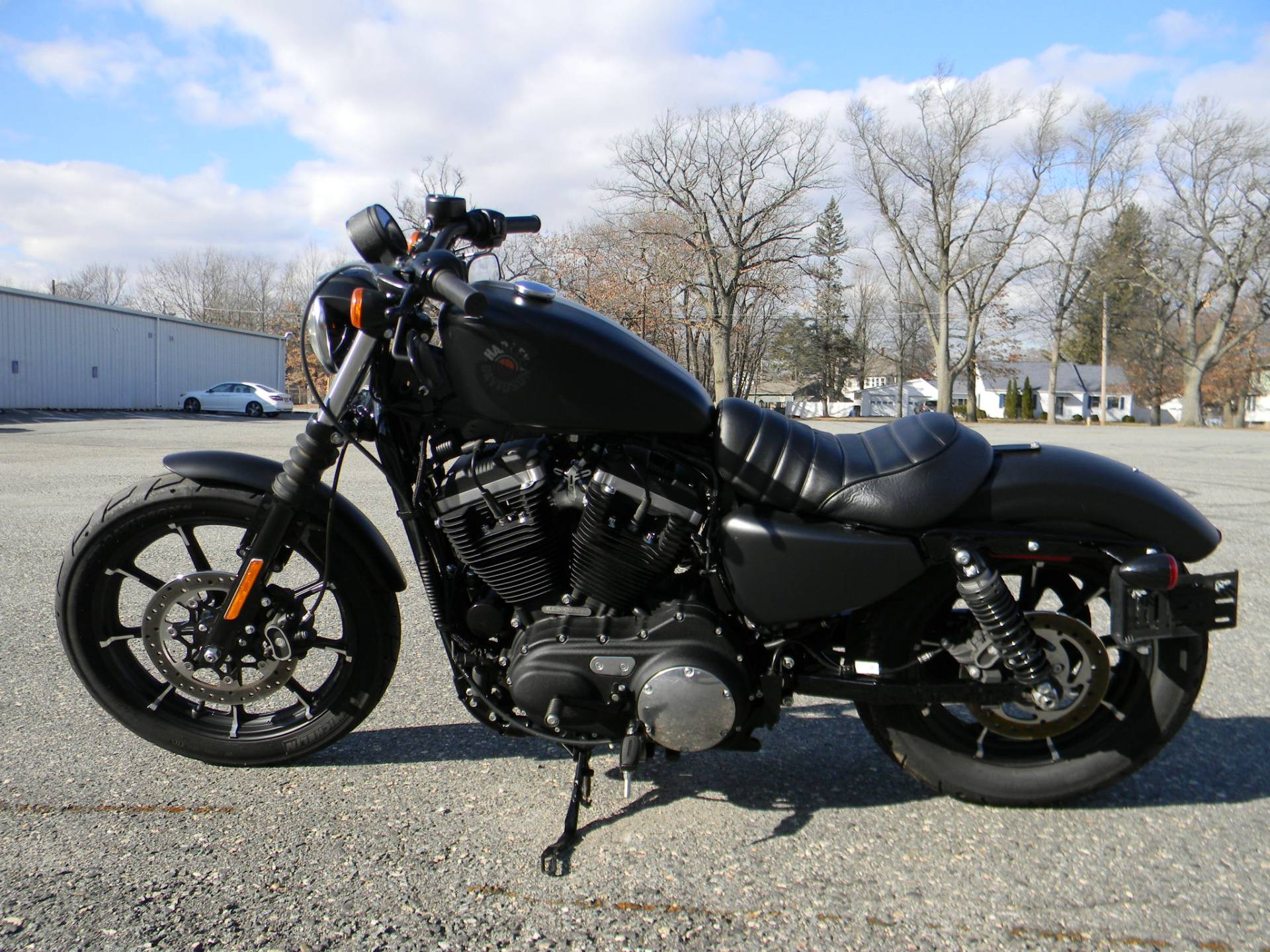 2019 Harley-Davidson Iron 883™ in Springfield, Massachusetts - Photo 6