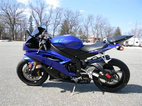 2009 Yamaha YZF-R6 in Springfield, Massachusetts