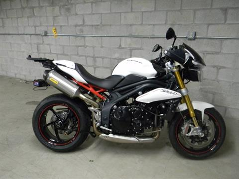 2013 Triumph Speed Triple R ABS in Springfield, Massachusetts - Photo 1